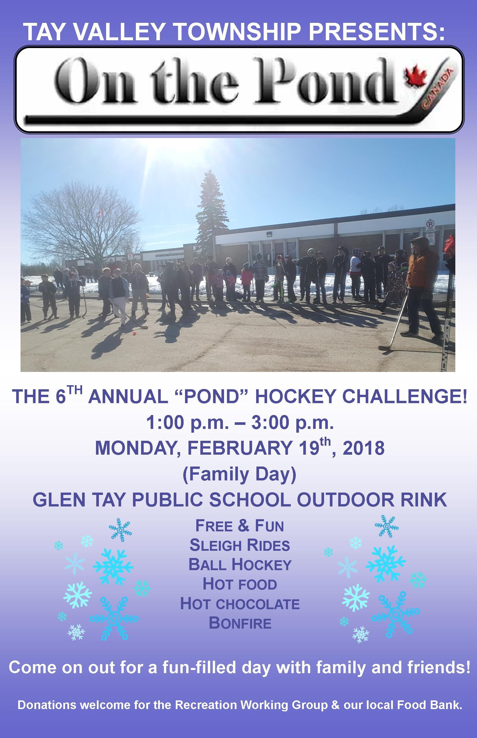 2018 Pond Hockey