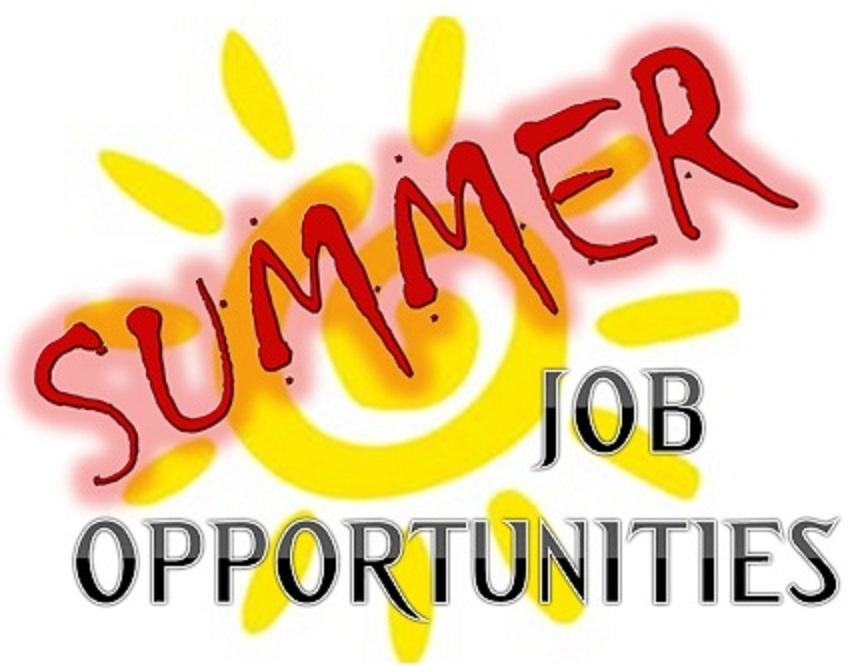 Summer Employment Opportunities