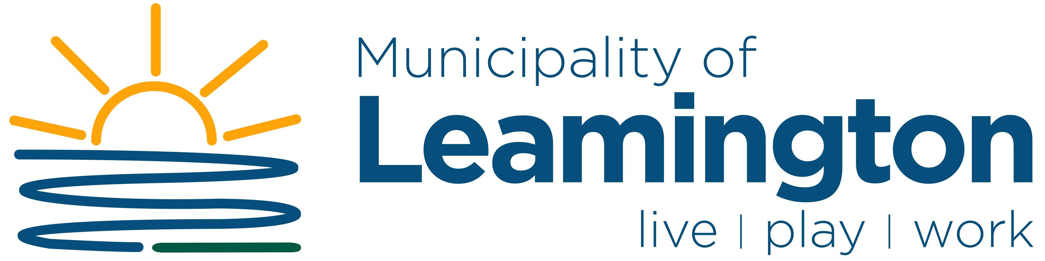 Municipality of Leamington Logo