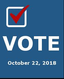 Vote October 2018