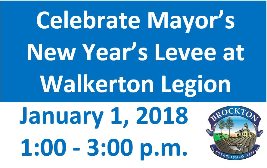 New Year Levee 2018