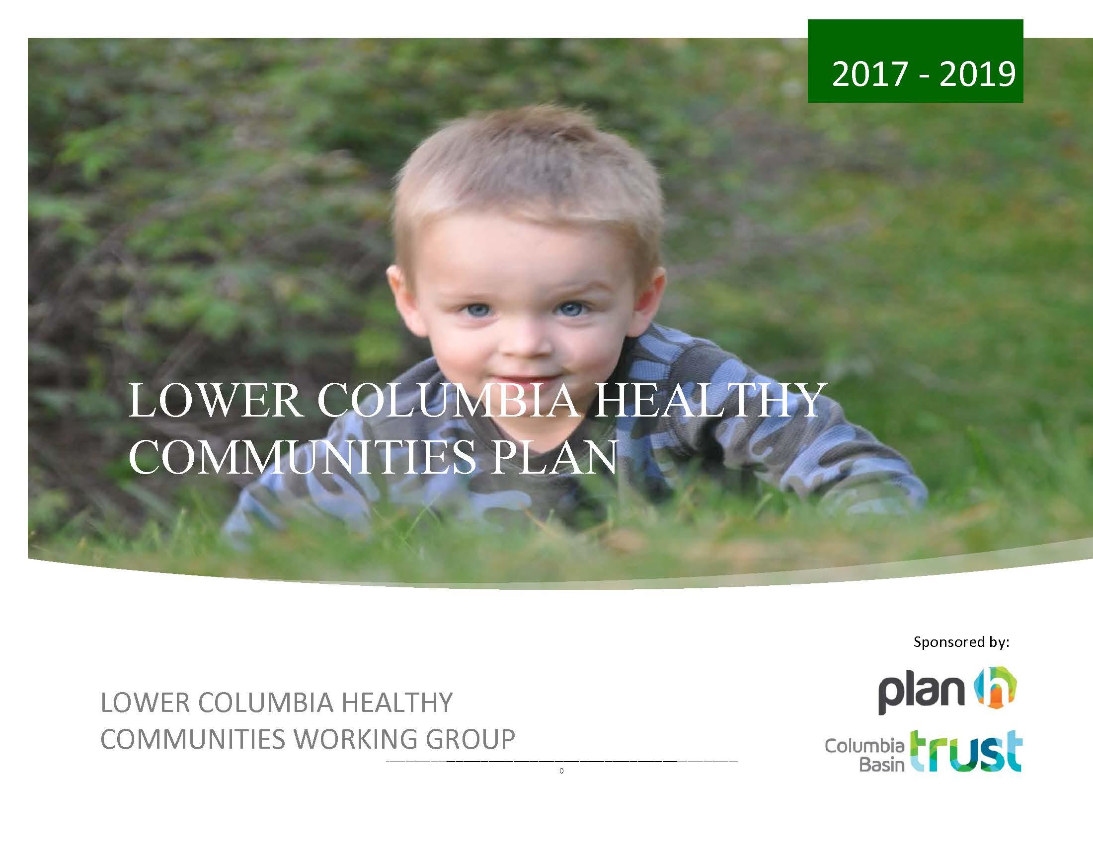 Lower Columbia Healthy Communities Plan