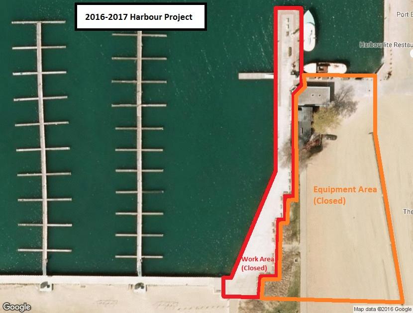 Renovation - Port Elgin Harbour