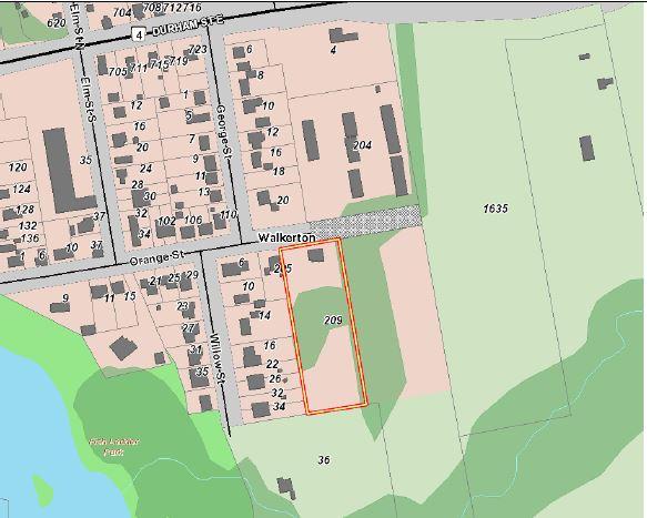 weber map