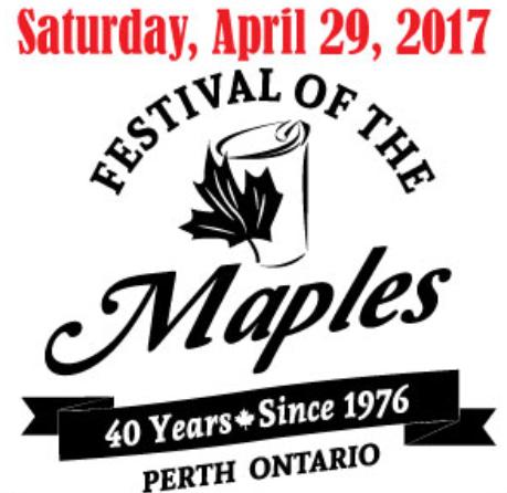 Perth Festival of Maples 2017