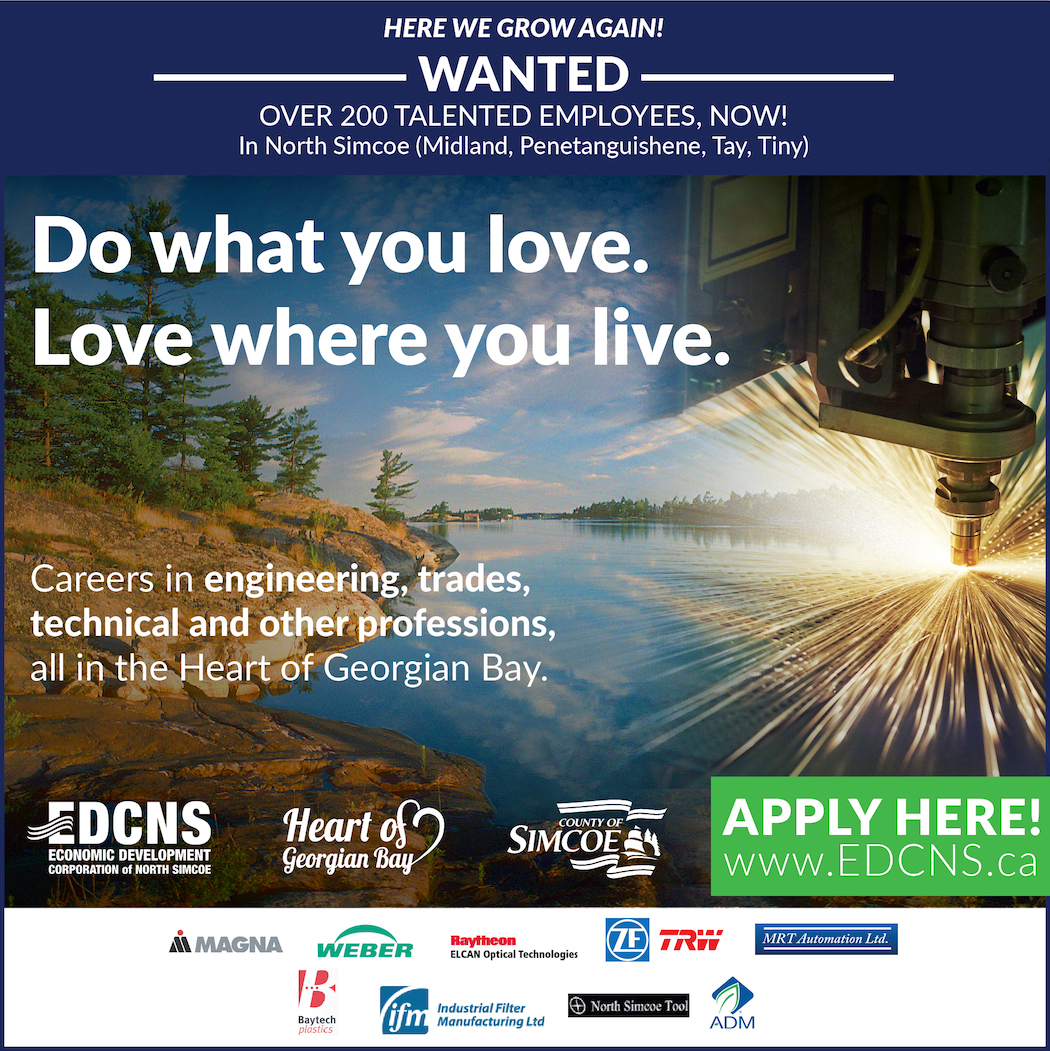 EDCNS Manufacturing Advertisement