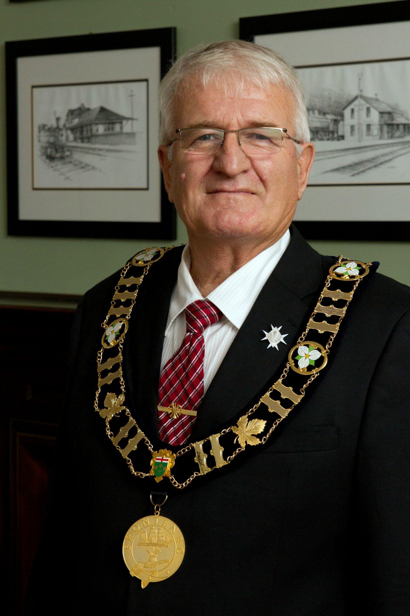 Warden Gary Davison