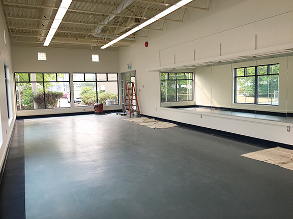 Fitness Centre Expansion