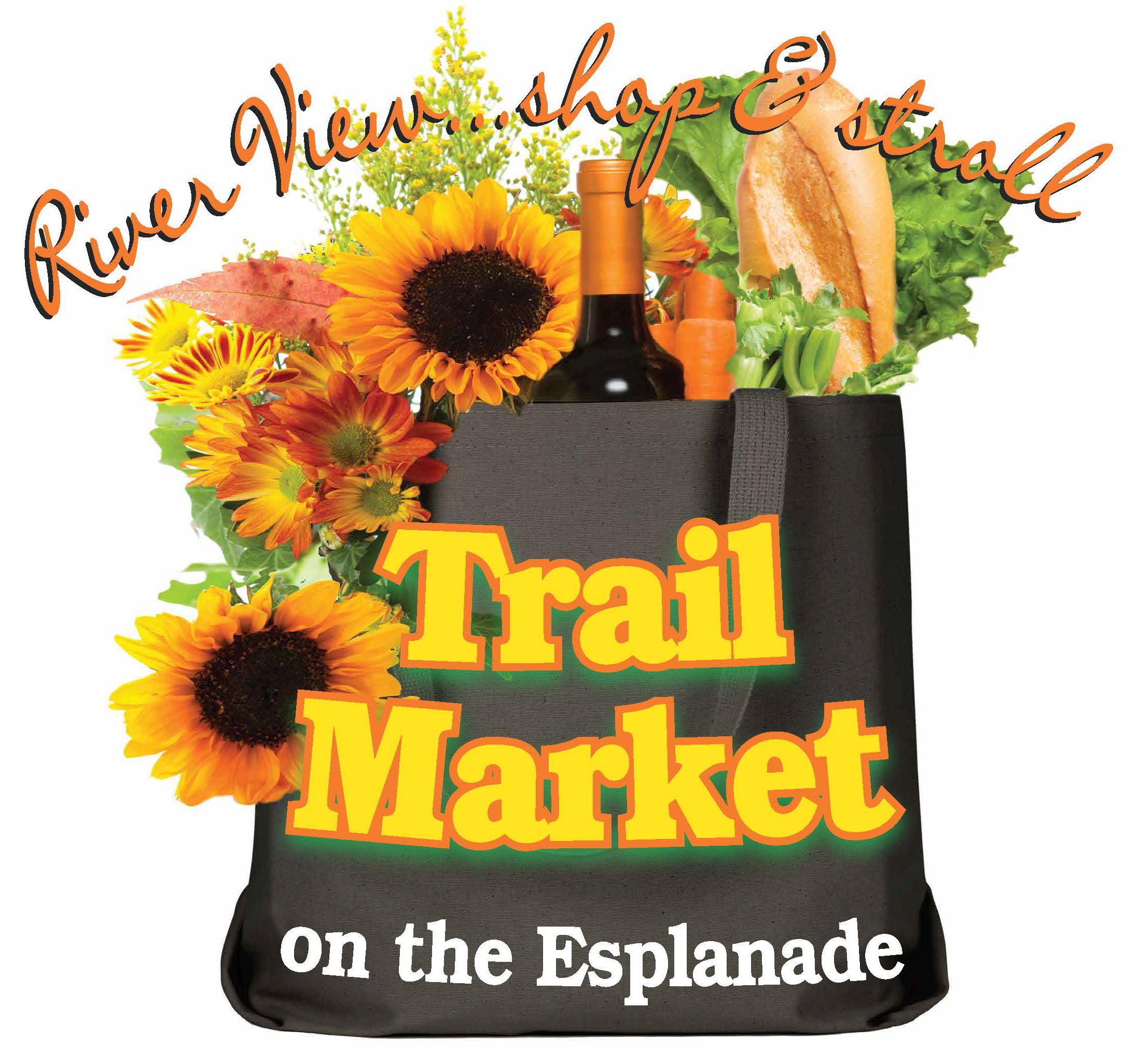 Trail Market on the Esplanade
