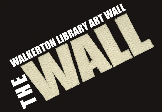 Walkerton Library Art Wall - The Wall