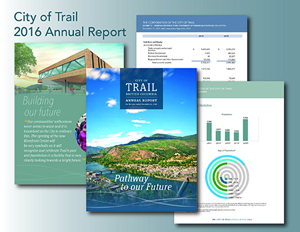 2016 Annual Report, City of Trail