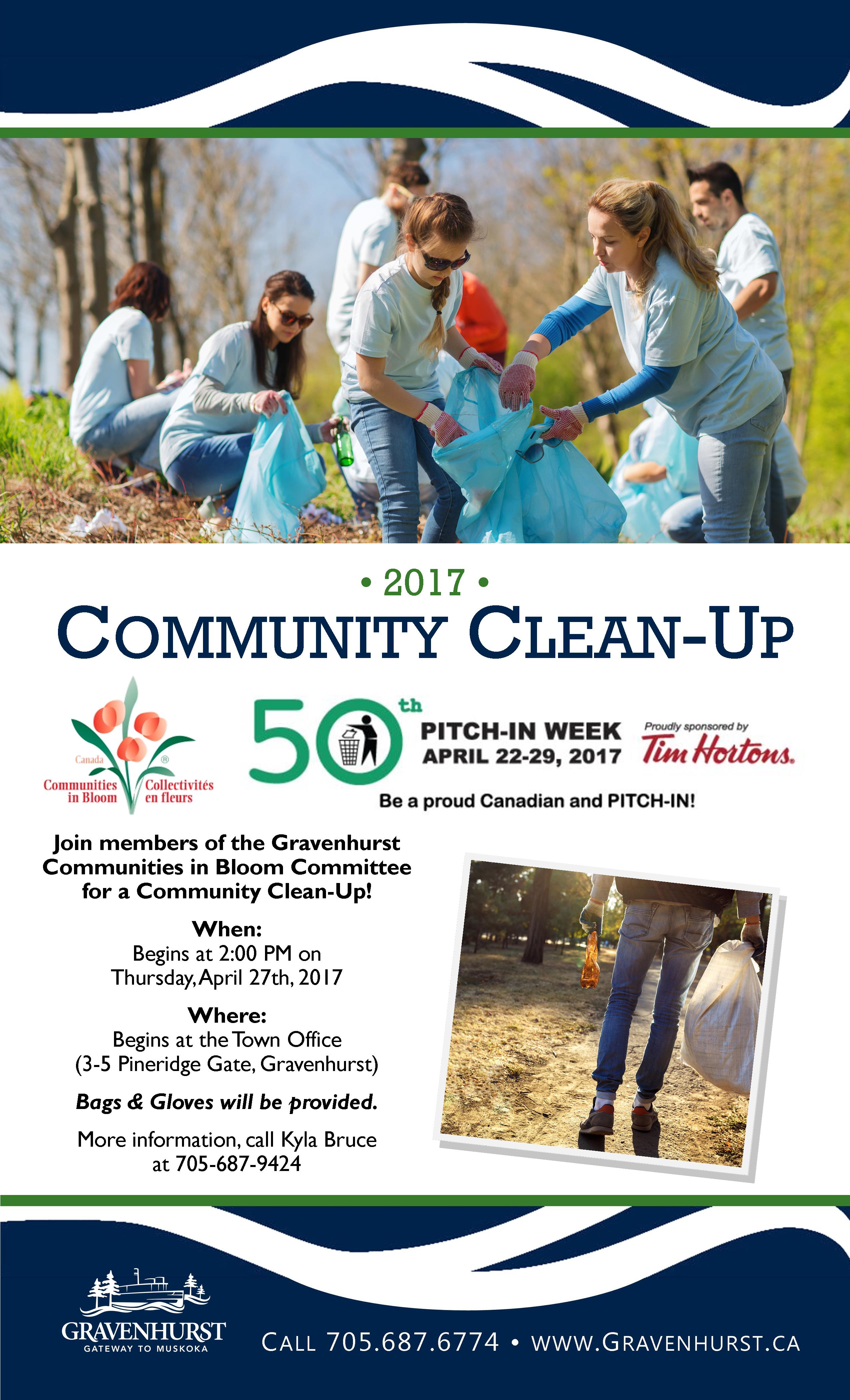 2017_Community Cleanup Poster 2
