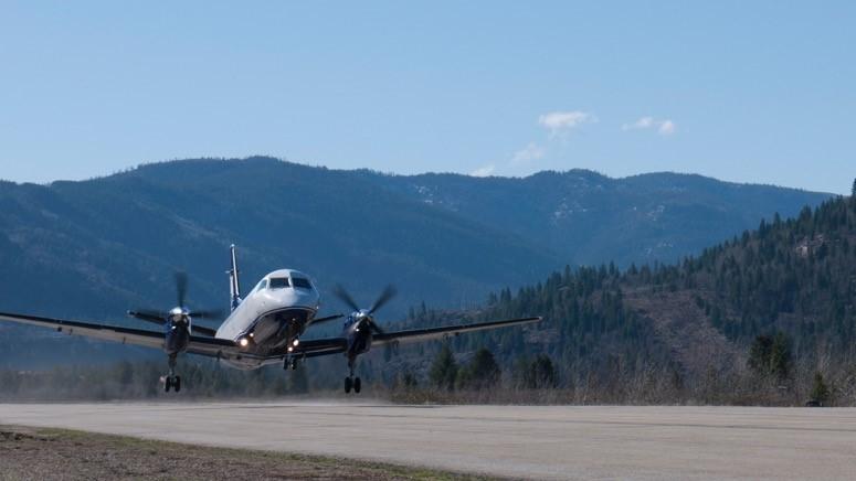 Trail Regional Airport