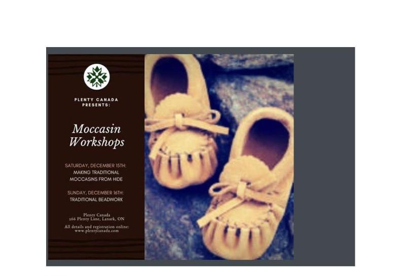 Moccasin Workshops