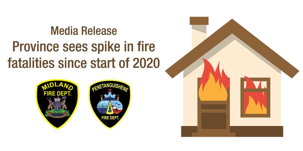 Fatal Fires release - social