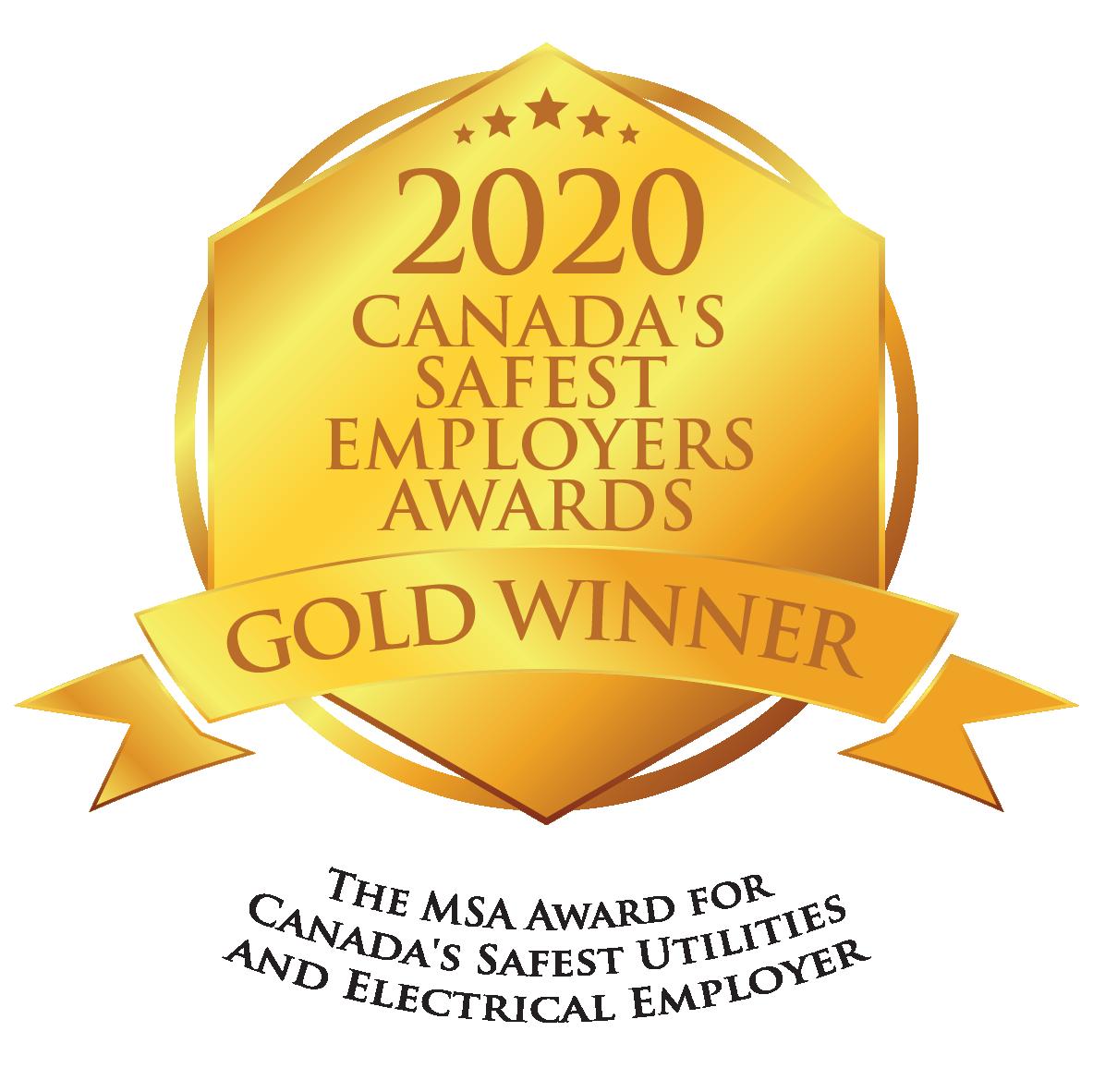 Gold Award - Logo