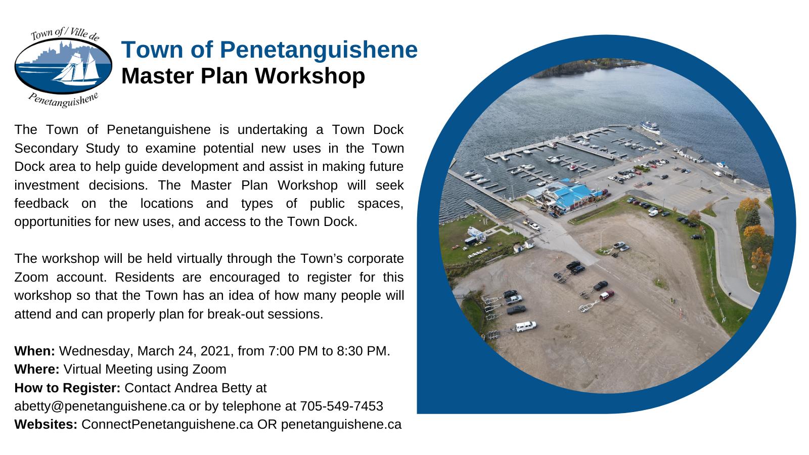 Master Plan Workshop - Andrea Town Dock - Final