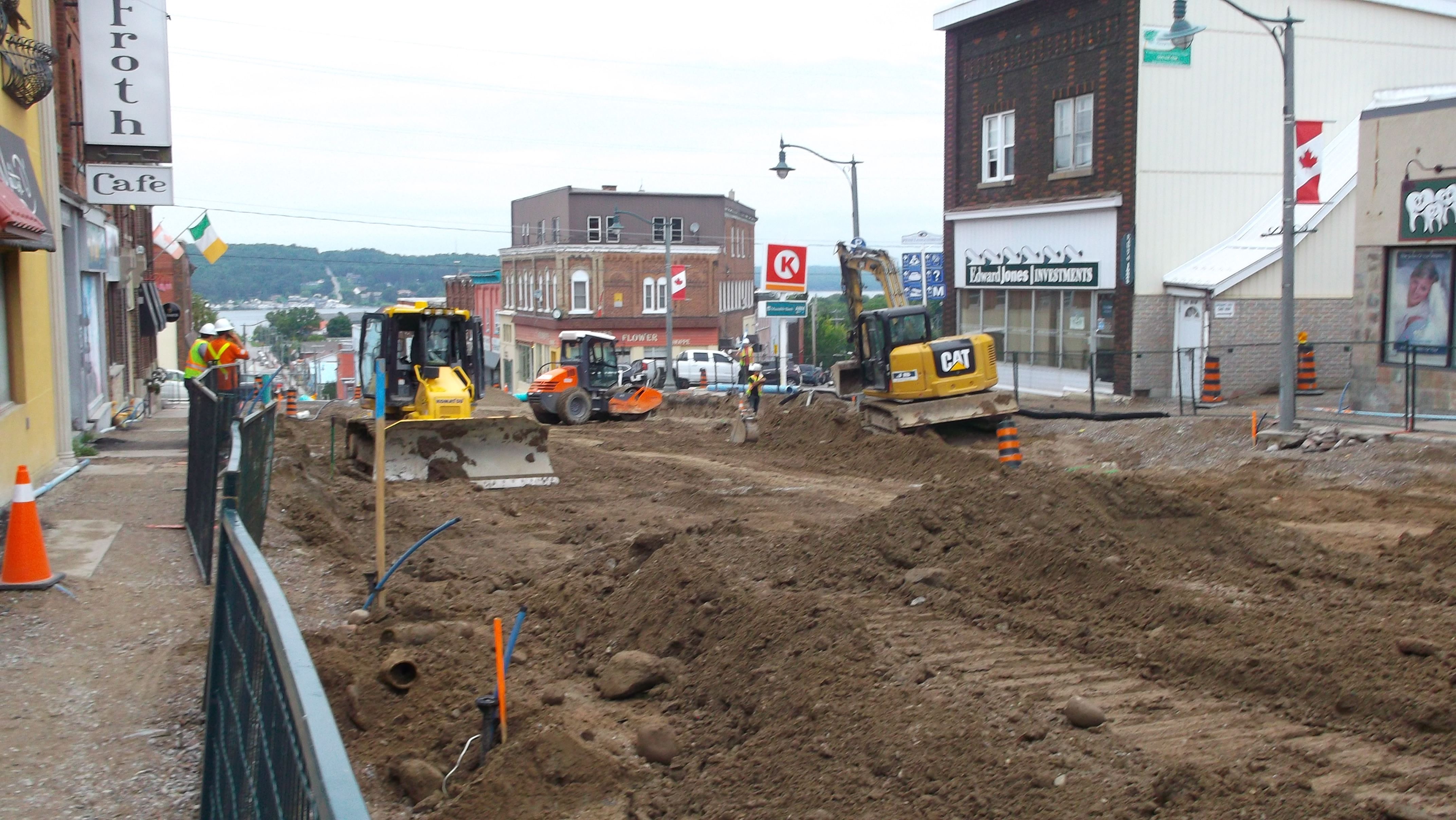 Main Street Reconstruction