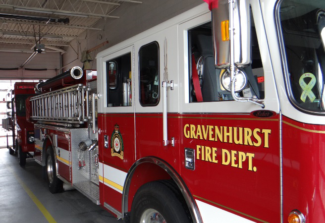 Gravenhurst Fire Station_sm