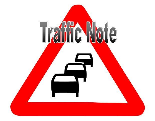 Traffic Note