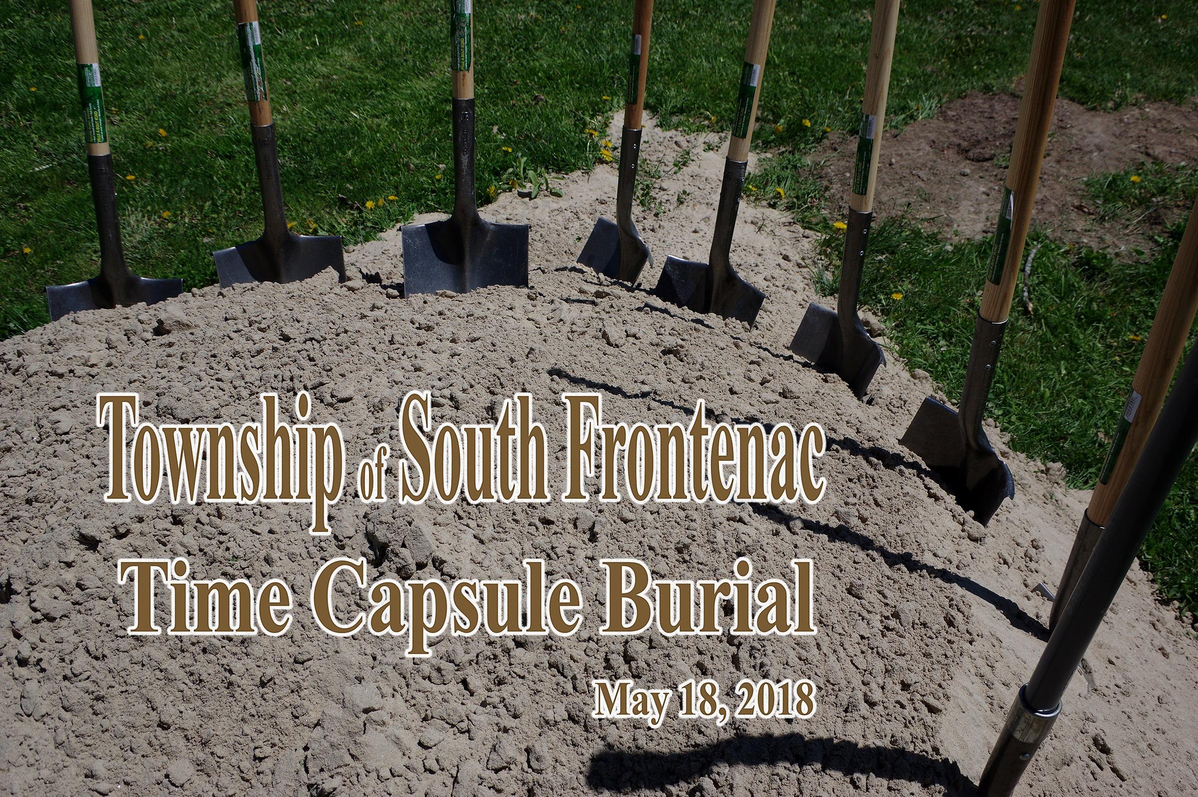 Time Capsule Burial, May 18, 2018 0001