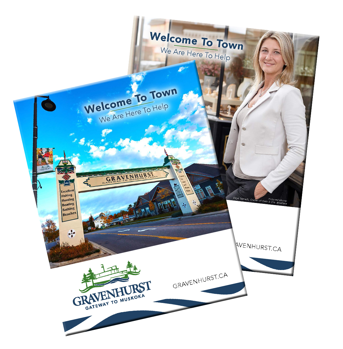 Town of Gravenhurst Welcome Guides