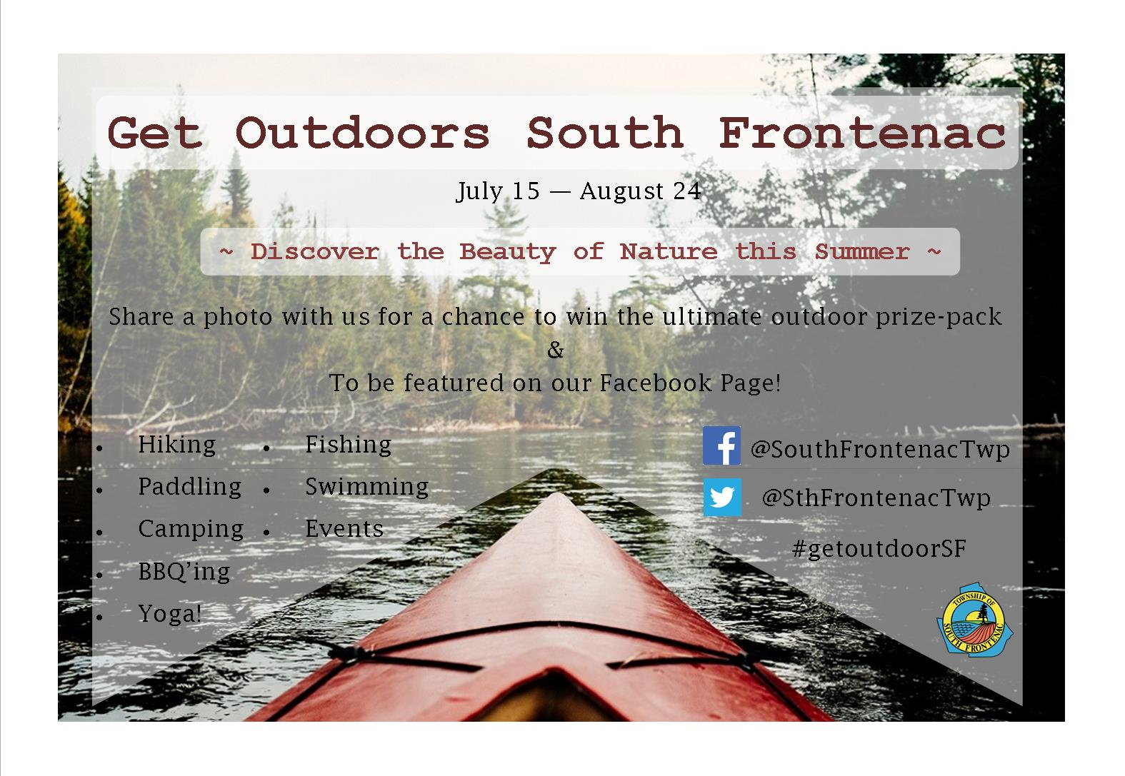 Get Out Doors South Frontenac