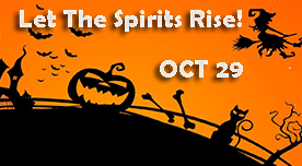 Let The Spirits Rise