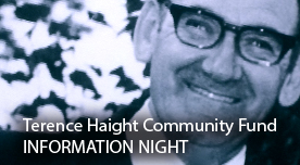 Terence Haight Featured Event