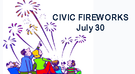 Civic Fireworks